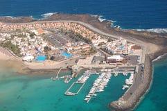 Puerto del yate Fotos de archivo libres de regalías