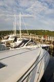 Puerto deportivo 1 Fotografía de archivo libre de regalías