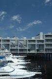 Puerto deportivo 1 Fotos de archivo libres de regalías