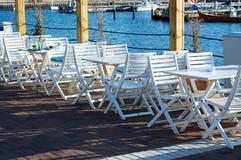 Puerto deportivo Imagen de archivo libre de regalías
