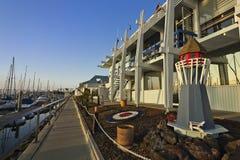 Puerto deportivo foto de archivo libre de regalías