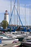 Puerto deportivo 5 imagenes de archivo