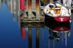 Puerto deportivo Fotografía de archivo