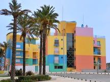 Puerto deportivo de Albufeira Foto de archivo libre de regalías