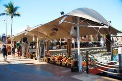 Puerto deportivo de Cabo San Lucas imagen de archivo libre de regalías