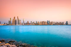 Puerto deportivo de Dubai. fotografía de archivo