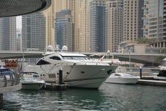 Puerto deportivo de Dubai Imagenes de archivo