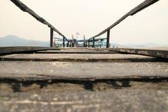 Puerto deportivo de la pesca Foto de archivo