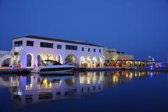 Puerto deportivo de Limassol imagen de archivo