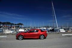 Puerto deportivo de San Francisco Imagen de archivo libre de regalías