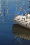 Puerto deportivo de Santa Cruz Foto de archivo libre de regalías