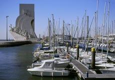 puerto deportivo del barco Imagen de archivo libre de regalías