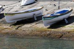 Puerto deportivo Italia de Capri fotografía de archivo libre de regalías