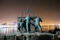 Puerto di Veracruz fotografia stock