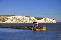 Puerto Dover Foto de archivo libre de regalías
