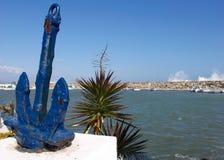 Puerto Duquesa看法  图库摄影