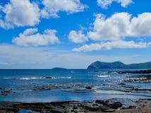 Puerto Egas, pagos do ¡ de Galà Fotografia de Stock Royalty Free
