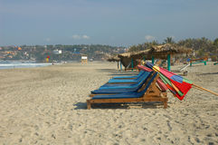Puerto Escondido Royalty Free Stock Photography
