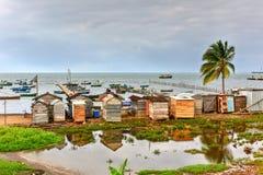 Puerto Esperanza, Cuba fotos de stock