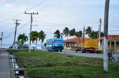 Puerto Esperanza Royalty Free Stock Photos