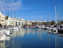 Puerto Europa Zdjęcia Royalty Free