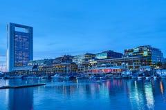puerto för airesbuenosmadero Royaltyfri Fotografi