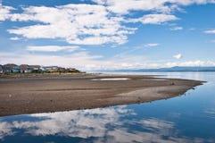 Puerto francés de la cala foto de archivo libre de regalías
