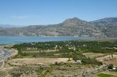 Puerto Ibanez, Chile - fotografia royalty free