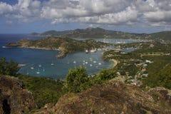 Puerto inglés Fotos de archivo libres de regalías