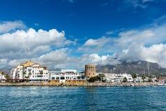 Puerto Jose Banus marina in Marbella, Spain Stock Photo
