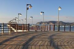 Puerto Lopez arkivbilder