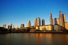Puerto Madero Stock Photography