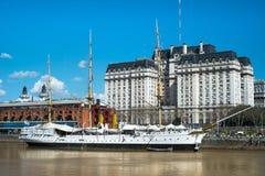 Puerto Madero Royalty-vrije Stock Foto