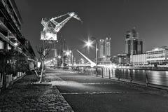 Puerto Madero 免版税库存照片