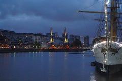 Puerto Madero Στοκ Φωτογραφίες