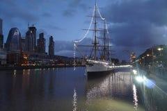 Puerto Madero Imagens de Stock