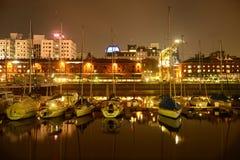 Puerto Madero-Buenos Aires- Аргентина стоковое фото