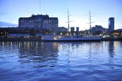 Puerto Madero, Buenos Aires Fotos de archivo libres de regalías