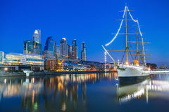 Puerto Madero, Buenos Aires Stock Images