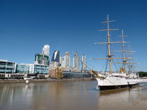 Puerto Madero Royalty Free Stock Image
