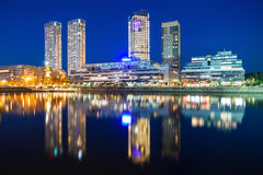 Puerto Madero, Buenos Aires royalty free stock image
