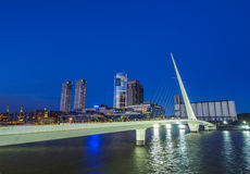 Puerto Madero in Buenos Aires, Argentina Royalty Free Stock Photography