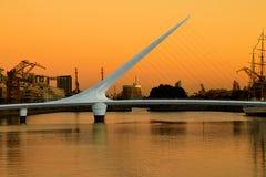 Puerto Madero, Buenos Aires Argentinien Fotografia Stock