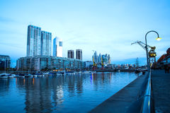 Puerto Madero in Buenos Aires Stock Photography