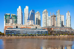Puerto Madero, Buenos Aires Stock Photography