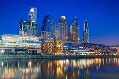 Puerto Madero, Buenos Aires Royalty Free Stock Photography
