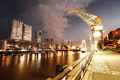 Puerto Madero in Buenos Aires Royalty Free Stock Image