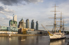 Puerto Madero Stock Images