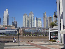 Puerto Madero Royalty Free Stock Image
