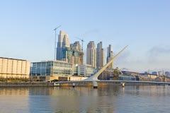 Puerto Madero neighborghood, Buenos Aires, Argentina Stock Photos